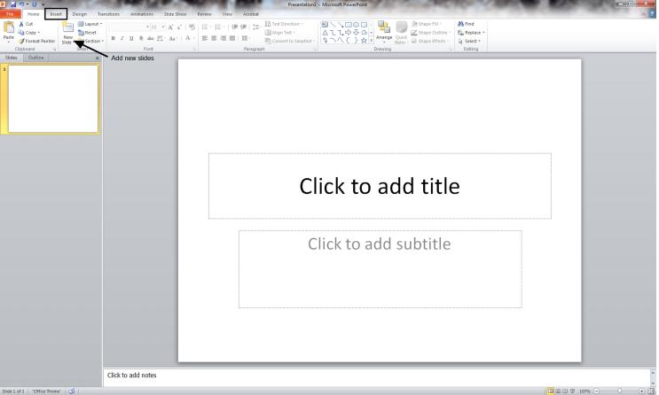 Как вставить музыку в презентацию powerpoint